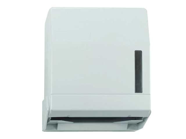 Spender für Papierhandtücher - abschliessbar - Kunststoffausführung - AG-503