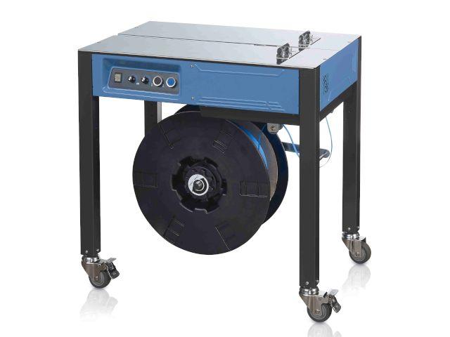Umreifungsmaschine - halbautomatisch für Kunststoffband