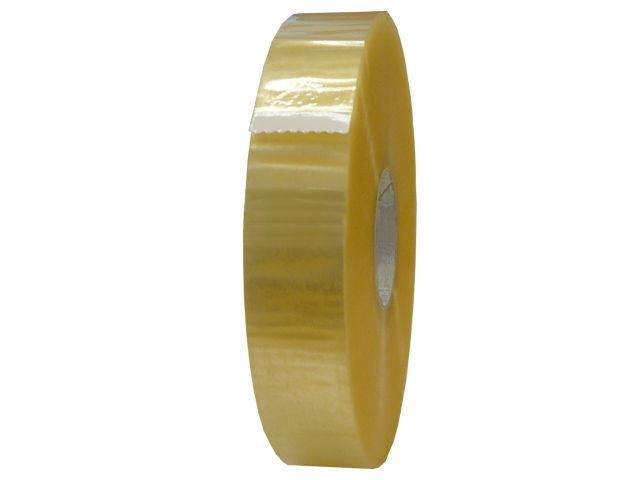 Maschinenklebeband aus PP, transparent - 50mmx990m - tiefkühltauglich bis - 30°C