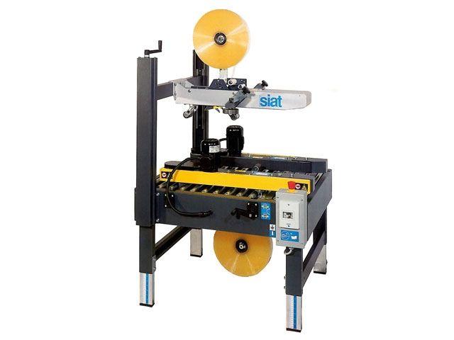 Kartonverschlussmaschine S8 - halbautomatisch