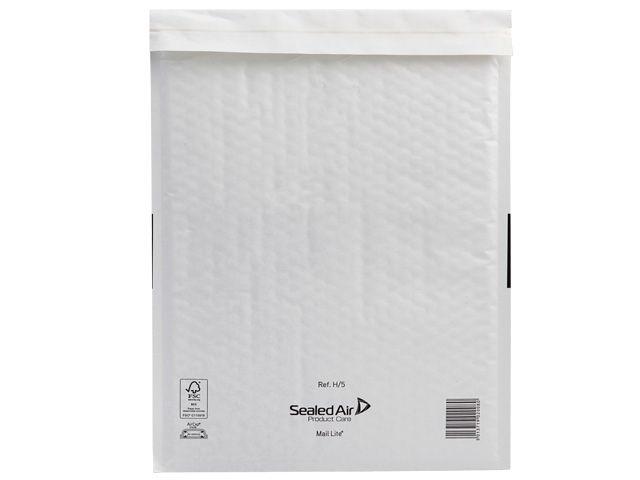 Luftpolsterversandtasche Mail Lite®, weiß - 270x360 mm