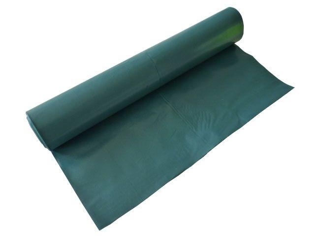 Müllsäcke - Müllbeutel aus LDPE, blau - für Großbehälter - 180 L - 500+450x1250 mm, Typ 100 gigant - 85my
