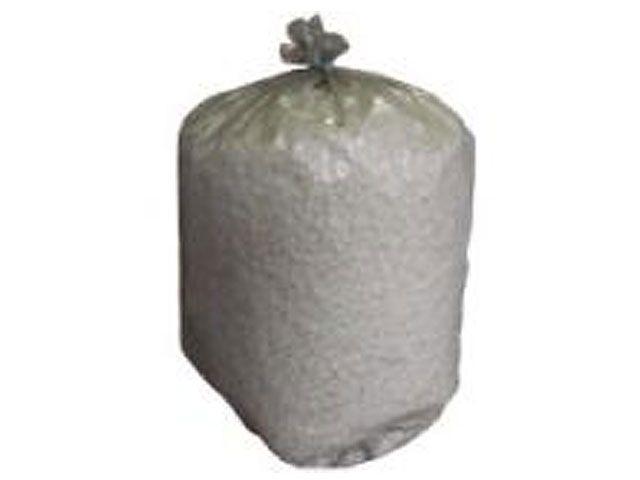 Müllsäcke - Müllbeutel aus LDPE, transluzent - 2500 L - 1250+850x2490 mm - 100my