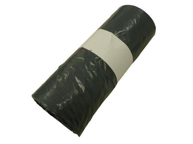 Müllsäcke - Müllbeutel aus LDPE, blau/grau - 120 L - 700x1100 mm, Typ 60 - Extra - Funny AG-872