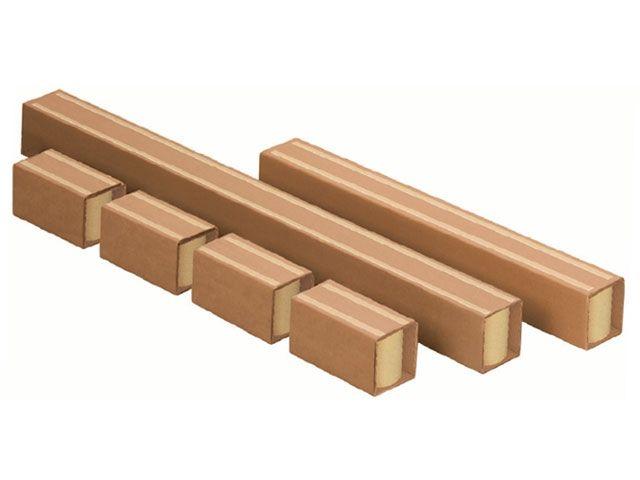 Palettenkufen - selbstklebend - 600x100x103 mm - 400 Kg Tragfähigkeit