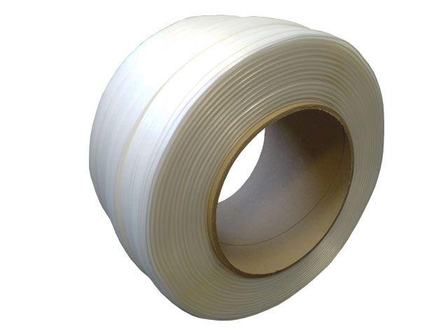 Komposit-Band, weiß - 16mm x 600m - Reißkraft 550 daN
