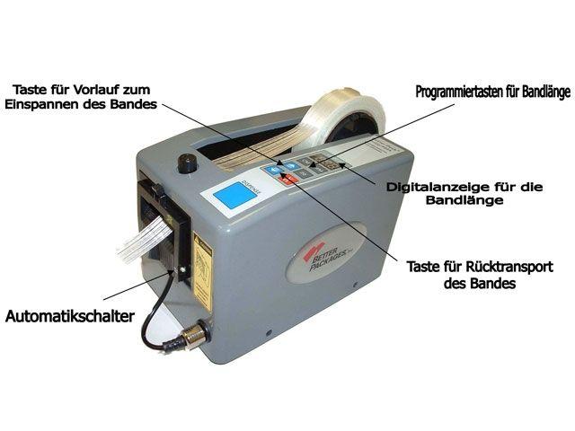 Elektronischer Selbstklebebandspender PS 2A