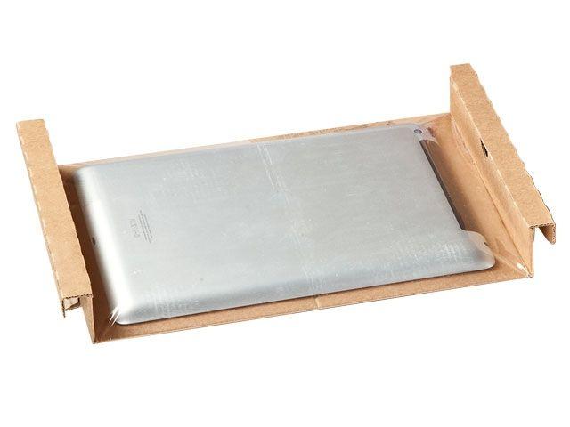 Fixiereinlage für Tablet bis 10 Zoll - 230x165 mm - ColomPac FT 140.003