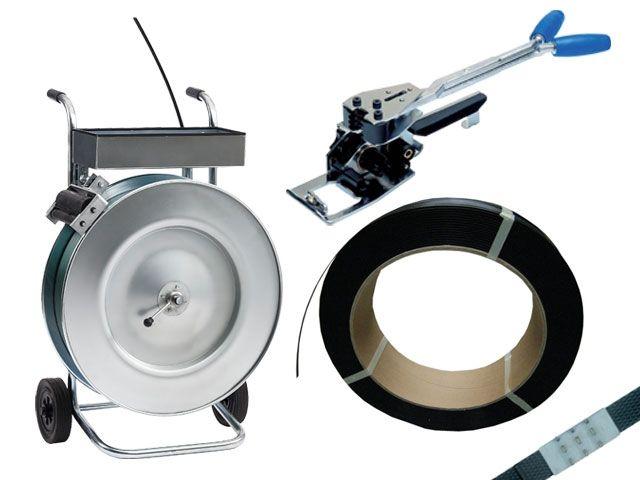 Umreifungsset für PP-Umreifungsband 16 mm - TYP 16