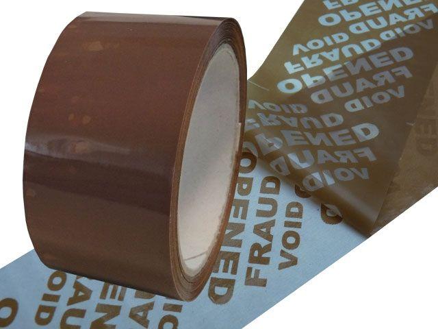 Sicherheitssiegelklebeband, braun - 50mmx50m