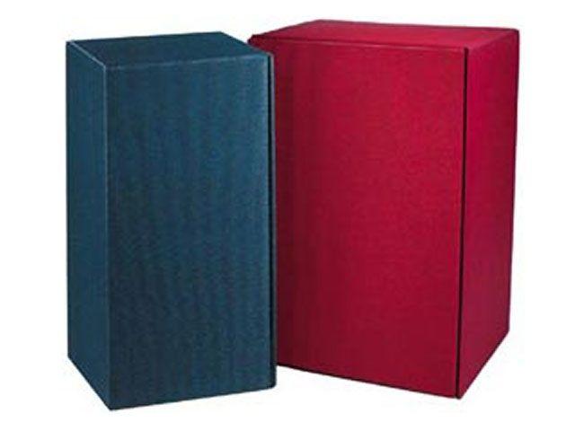 geschenkkarton blau f r 4 flaschen 384x199x184 mm verpackungsmaterial kartons. Black Bedroom Furniture Sets. Home Design Ideas