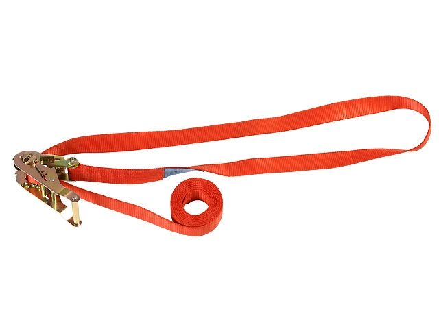 Zurrgurte, rot - 1-teilig - 50 mm x 10.000 mm - 4.000 daN