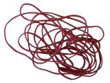 Gummiringe, rot - Durchmesser 50 mm