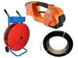 Akku-Umreifungsset GT-ONE für PP-Umreifungsband 16 mm - TYP 25
